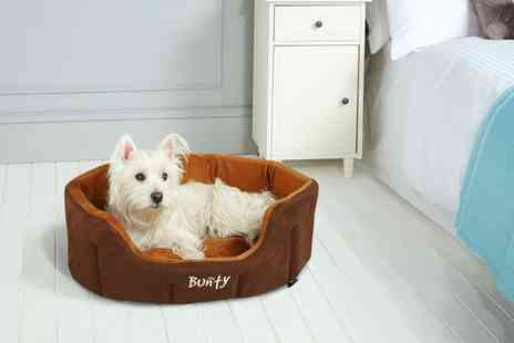 Groupon Goods Global GmbH - Bunty Lounger Washable Pet Bed - Save 0%