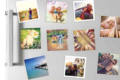 Photobook Shop - Up to 30 Personalised Photo Magnets - Save 0%