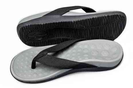 Groupon Goods Global GmbH - Unisex Orthotic Sandals in Choice of Size - Save 0%