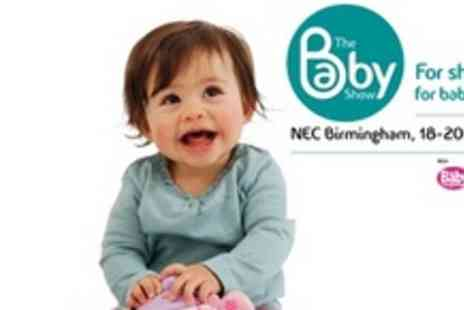 The Baby Show - Tickets - Save 40%