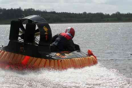 Out Doors and Dirty - 12 Month Hovercraft Racing Gift Card - Save 60%