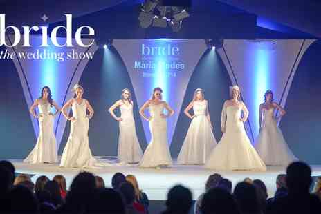Tatton Park - Bride The Wedding Show on 4 to 5 February Entry for Two or Four - Save 50%