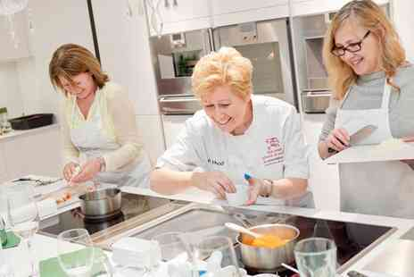 The Smart School of Cookery - Choice of a Half Day Cookery Class for One or Two - Save 68%