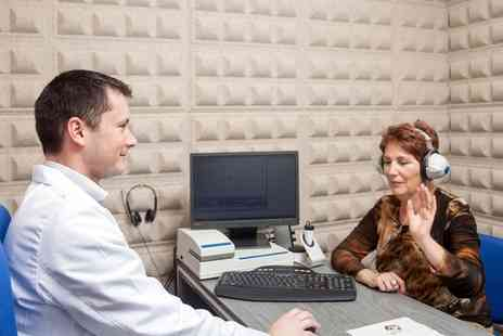 Bromley Hearing Care Centre - 30 Minute Hearing Test with Video Otoscopy and £100 Off Hearing Aids - Save 0%