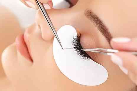 Chic Lash Boutique - Half or Full Set of Eyelash Extensions - Save 0%