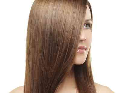 3 Crystals - Brazilian Keratin Treatment with Cut and Blow Dry - Save 58%