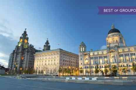 Days Inn Liverpool - One Night Stay for Two in Twin or King Room with Food Credit - Save 0%