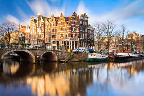 Park Hotel Amsterdam - Four Star 3 nights Stay in an Executive Room - Save 60%