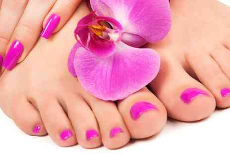 Nikees Beauty - Luxury Manicure & Pedicure - Save 13%