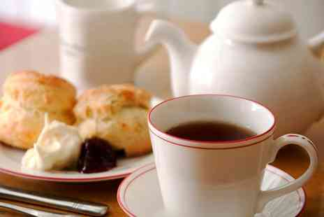 PIMA Bar - Cream Tea for Two or Four - Save 50%