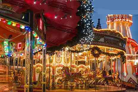 Abbey Tours UK - Belgian Christmas market day trip for one person including coach transfers with Abbey Tours - Save 62%