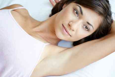Park Private Clinic - Three or Six Sessions of Laser Hair Removal - Save 85%