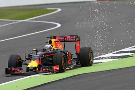 Silverstone - 2017 Formula 1 British Grand Prix Race Day Tickets for Two - Save 0%
