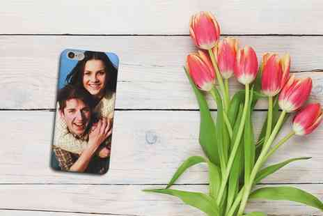 Photo Gifts - One or Two Personalised iPhone and Samsung Photo Cases - Save 0%