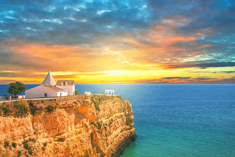 Tour Center - Three, five or seven night all inclusive Algarve break with flights - Save 22%