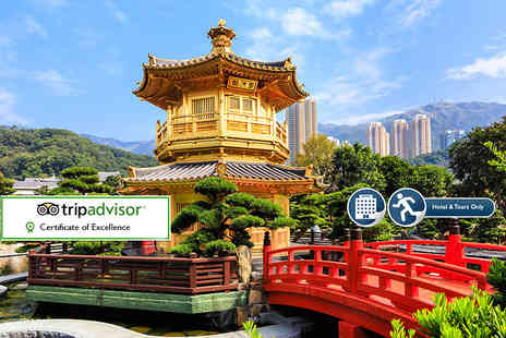 Travel and Taste - Six day tour of Hong Kong, including trips to Macau, Disneyland and Madame Tussauds  - Save 49%