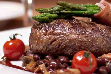 Chelsea Bar and Brasserie - Choice of Main Course for Up to Four - Save 47%