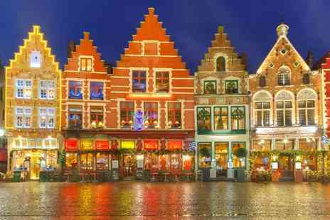 Anderson Tours - Childs or adult  ticket for a day trip to the Bruges Christmas Markets - Save 25%