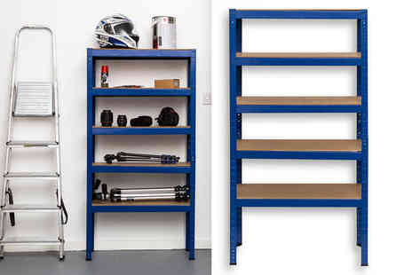 Bart Group - Five tier racking unit - Save 88%