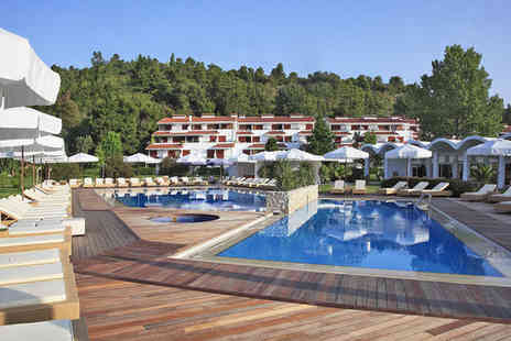 Skiathos Princess Hotel - Five Star 10 nights Stay in a Deluxe Family Private Garden or Balcony - Save 31%