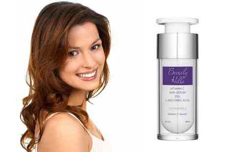Groupon Goods Global GmbH - Beverly Hills Instant Facelift and Vitamin C Serum - Save 0%