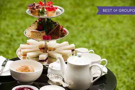 Whitehall Hotel - Afternoon Tea for Two or Four with Optional Prosecco - Save 50%