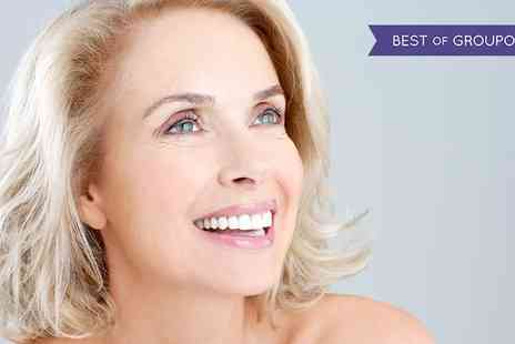Puresmile Dental Care - One or Two Porcelain Bonded Crowns and Full Dental Check Up - Save 39%