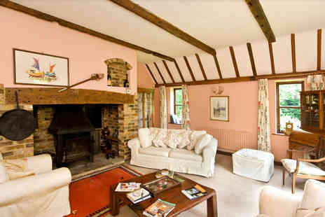 Bishopsdale Oast - One or two night Kent break for two including breakfast - Save 46%