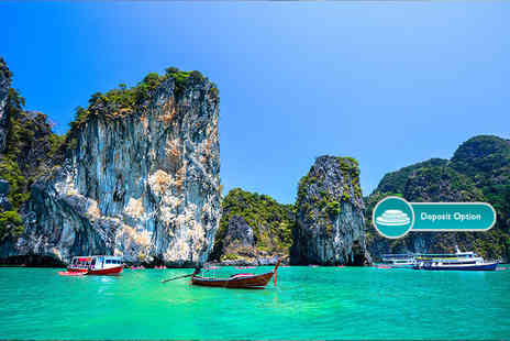 Crystal Travel - Seven or ten night Vietnam and Bangkok trip with flights - Save 32%