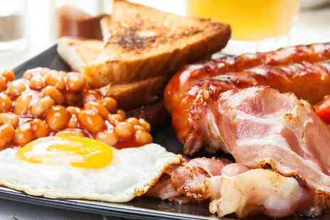 Hilton Bath City Hotel - All you can eat buffet breakfast for two - Save 44%