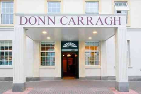 Donn Carragh Hotel - One to Three Nights Stay For Two With Breakfast and Late Check Out - Save 0%