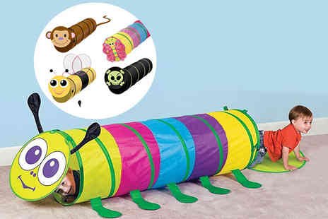 ViVo Technologies - Kids play tunnel choose from five designs - Save 71%