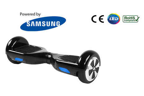 Hawthorns House - Official certified hoverboard with Samsung batteries - Save 66%