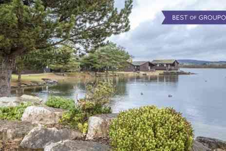 Pine Lake Resort - Two or Three Night Self Catering Stay for up to 2 or for up to 6 - Save 0%