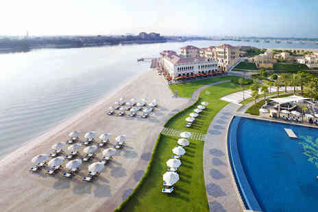 The Ritz Carlton Abu Dhabi Grand Canal - Five Star 5 nights Stay in a Deluxe Room - Save 41%
