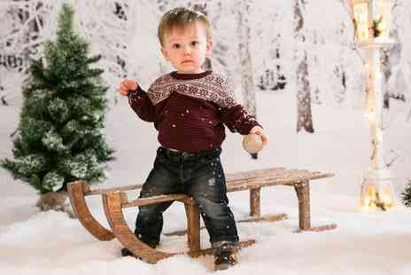 Ryan Welch Photography - Christmas Photoshoot with Three Prints - Save 0%