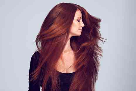 The Loft Salon - Wash with Conditioning, Cut and Blow Dry with Optional Colouring Treatment - Save 0%