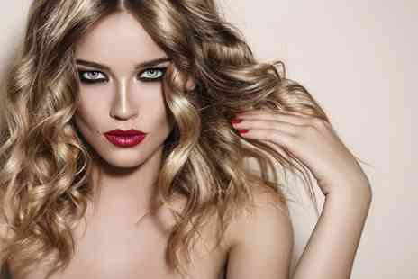Blu Nuvo - Haircut with a Blow Dry and Condition or Parting Highlights - Save 50%