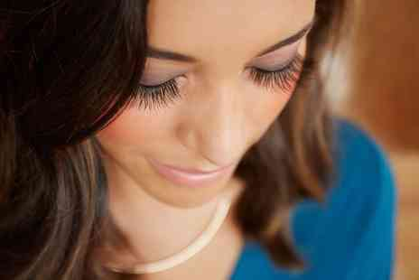 N SPA - Half or Full Set Eyelash Extensions - Save 52%