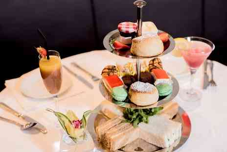 The Cranley - Afternoon Tea for Two with Optional Prosecco or Champagne - Save 0%