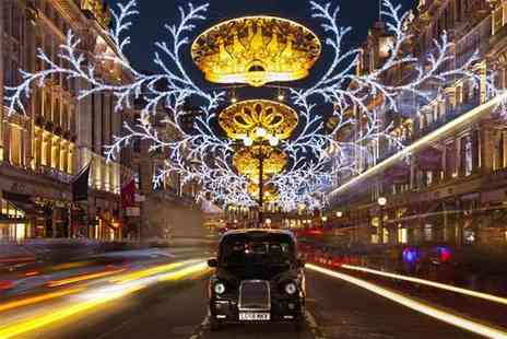 Golden Tours - Christmas lights London by night tour from Golden Tours - Save 36%