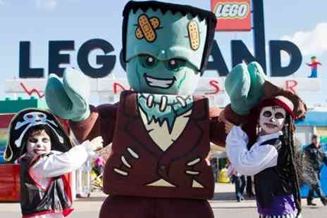 LEGOLAND Windsor Resort - One Night Family Break with LEGOLAND Windsor Resort Tickets - Save 0%