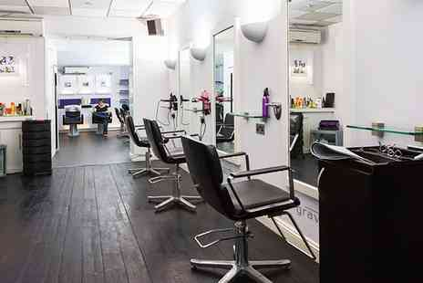 Gravity - Haircut and Blow Dry with Conditioning Treatment - Save 40%