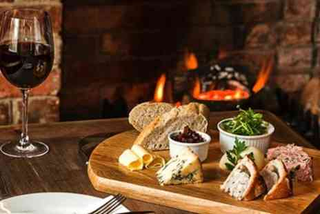 Three Shires Pub Company - Two Course Meal with G&T for 2 - Save 45%