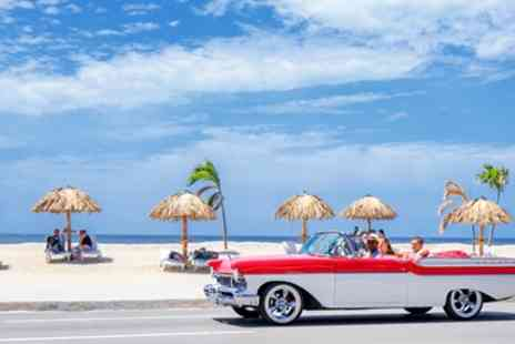 The Holiday Place - Four Star nine Night Cuba All Inc Christmas Escape with Tour - Save 0%