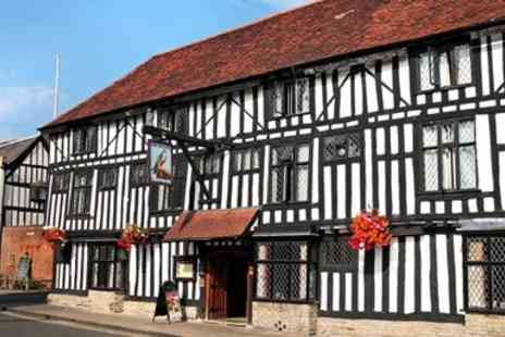 Falcon Hotel - Tudor Inn Stay with Dinner - Save 0%