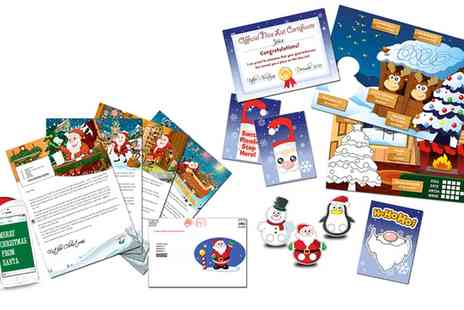 Fuel Tank Media - Personalised Santa Claus Letter With Free Delivery - Save 0%