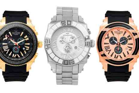 Aquaswiss - Aquaswiss Swissport XG Diamond Watches With Free Delivery - Save 0%