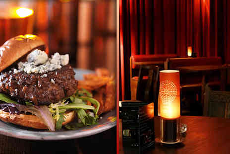 Roxy Bar & Screen - Three course dinner and movie screening experience for two people - Save 51%