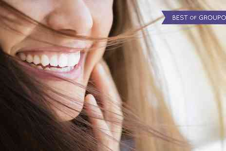 Smile Science - Customised Teeth Whitening Trays - Save 77%